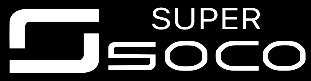 SUPER SOCO LOGO ELEC WHITE BOTH copy